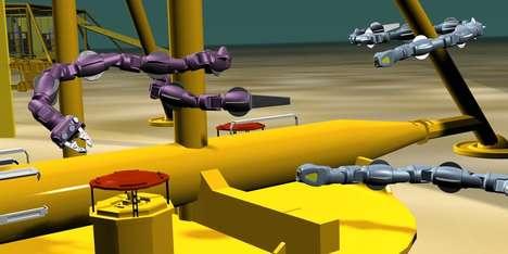 Serpentine Industrial Robots