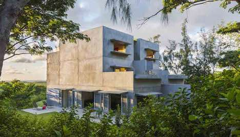 Tropical Concrete Resorts