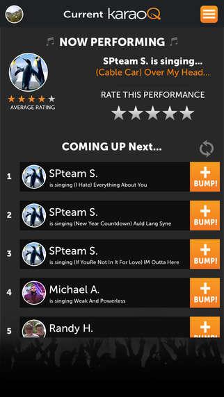Interactive Karaoke Apps