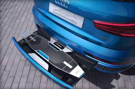 Dual Transportation Auto Concepts