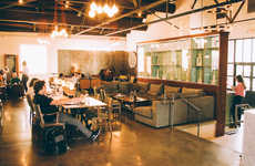 Casual Clubhouse Venues - Nashville's Pinewood Social is a Quaint Retro Entertainment Complex