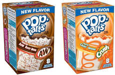 Soda-Flavored Toaster Pastries - The Newest Pop-Tarts Flavors are Inspired by Popular Drinks