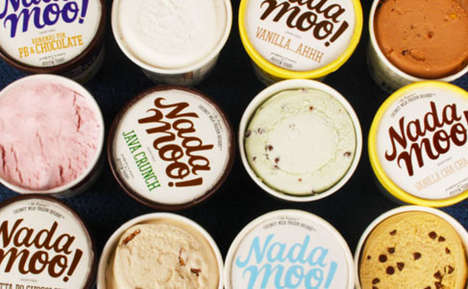 Nostalgic Vegan Ice Creams