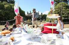 Kid-Friendly Festival Events - The UK's Curious Arts Festival Hosts Creative Workshops for All Ages