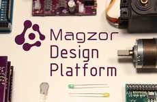 Open-Source Robot Platforms - The Magzor Robotics Design Platform Makes Development More Streamlined