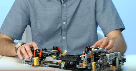 LEGO Grand Tourer Cars
