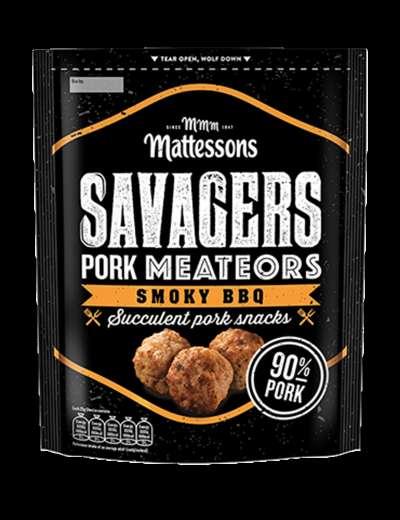 Scrumptious Seasoned Pork Snacks