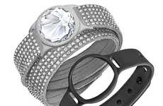 Bejewelled Fitness Trackers - The Activity-Tracking Jewelry by Swarovski Brings Bling to the Gym