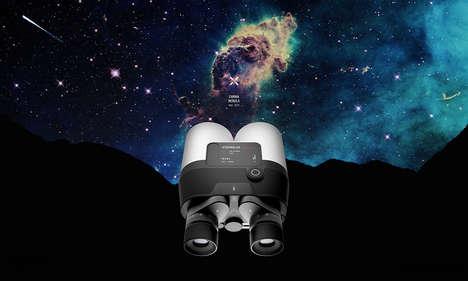 AR Star-Gazing Binoculars