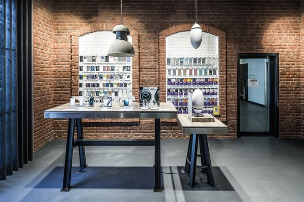 Top 35 Retail Design Ideas in May
