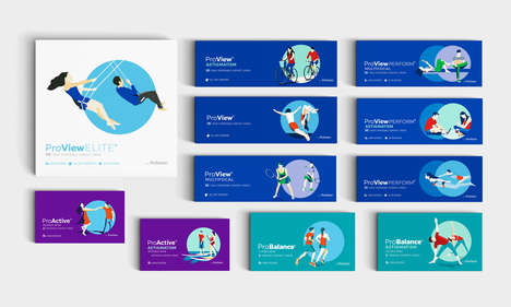 Lifestyle-Depicting Prescription Packaging