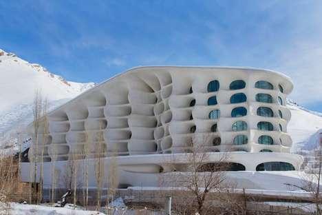 Skeletal Ski Resorts