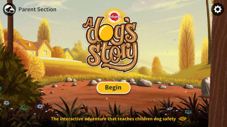 Interactive Canine Safety Apps