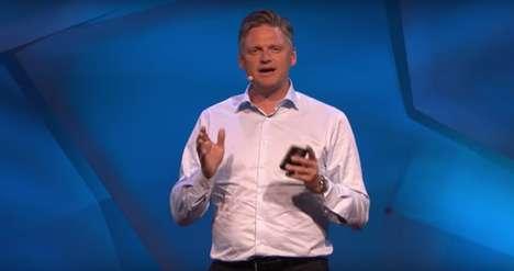 Knut Haanaes Keynote Speaker
