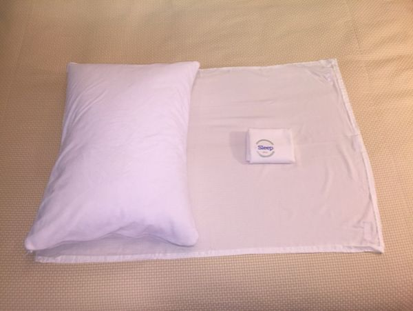 Bacteria Resistant Pillow Cases