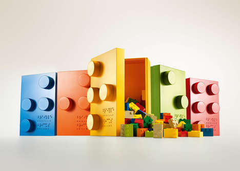Braille Alphabet Toys