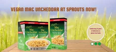 Vegan Macaroni Dinners
