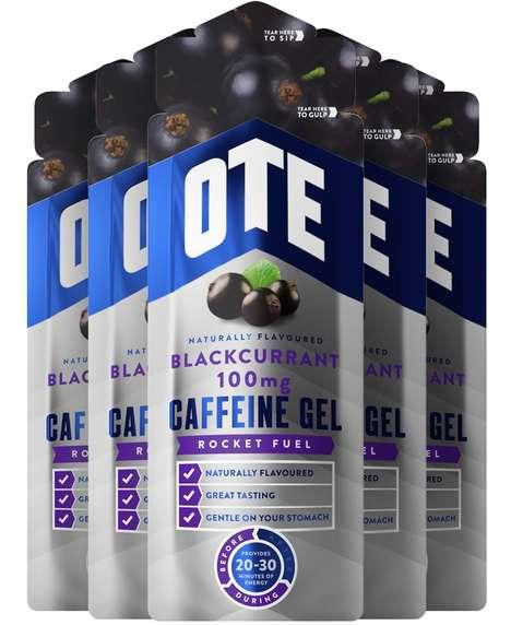 Caffeinated Energy Gels