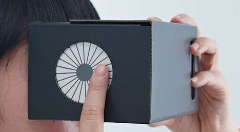 Tactile VR Headsets
