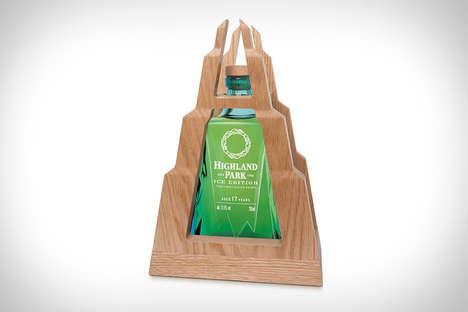 Wood-Encased Whiskeys