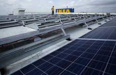 Sustainable Solar Shops - IKEA in the UK Will be Selling and Installing Home Solar Panels Now