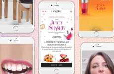 Ephemeral E-Commerce Advertising - Shoppable Snapchat Ads Allow Consumers to Swipe Up to Purchase