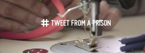 Social Media Prison Programs