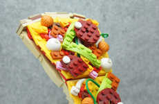 Building Block Pizzas