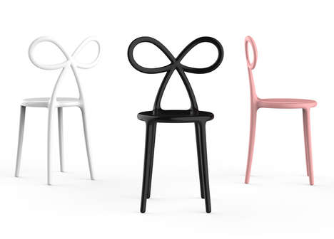 Romantic Ribbon Chairs