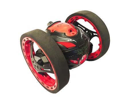 Off-Roading Stunt Drones