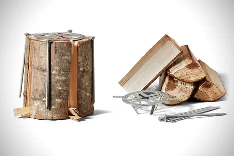 Flat-Pack Camping Stoves
