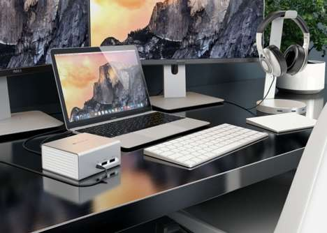 Port-Expanding Tech Organizers