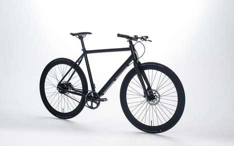 Urban Commuter Bikes