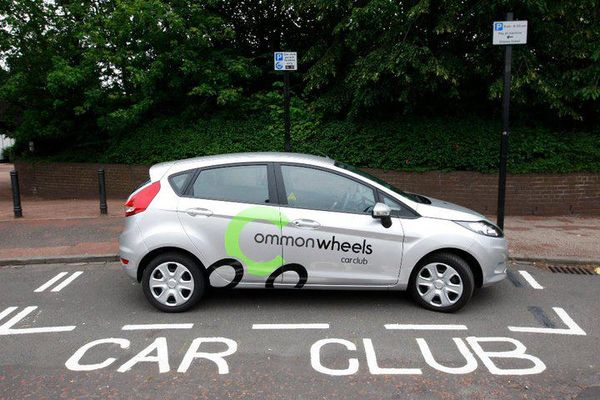 24 Car Sharing Services