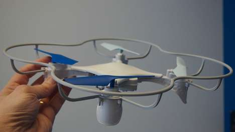 Playful Gaming Drones