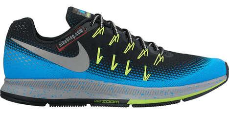 Weather-Resistant Sneakers