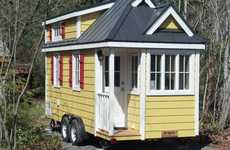 Tiny House Villages - This Village Lets You Experience Temporary Small Living