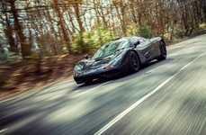 Naturally Aspirated Supercars - This McLaren Supercar is the Fastest Naturally Aspirated Car Around