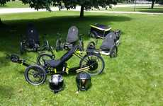 Recumbent Electric Trikes