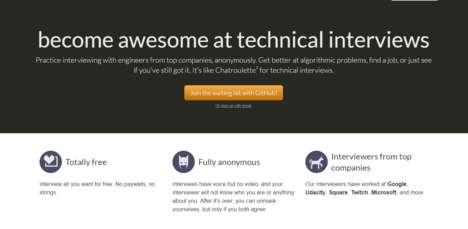 Bias-Eliminating Interviewing Platforms