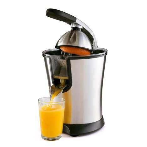 Motorized Filtration Citrus Juicers
