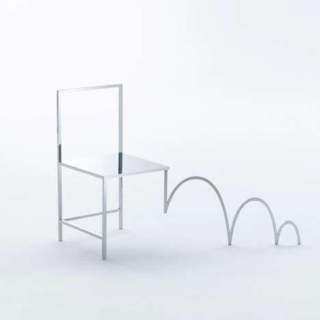 Manga-Inspired Chairs