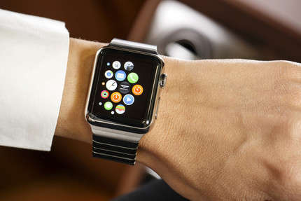 Car-Controlling Smartwatch Apps