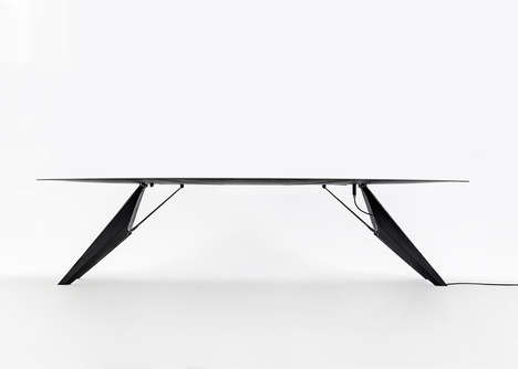 Connected Smart Tables