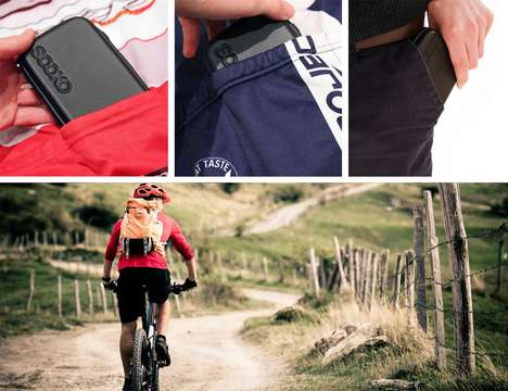 Compact Cyclist Wallets