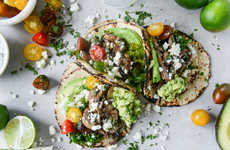 Smoky Mushroom Taco Recipes - These Mushroom and Kale Tacos are an Incredible Cinco de Mayo Meal