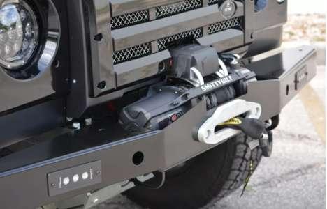 Turbocharged Utility Vehicles