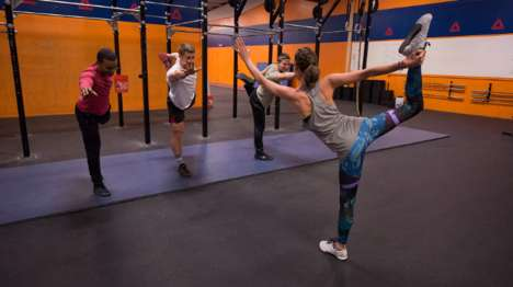 Yoga-CrossFit Workouts - Reebok Yoga Partner Tara Stiles Experiments with Blending Fitness Styles