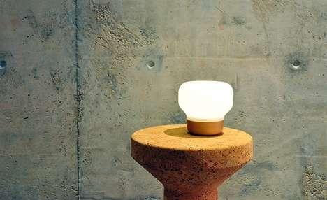 Multifunctional Mushroom Lamps