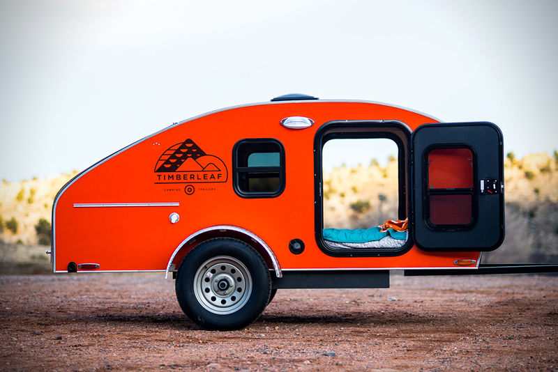 Compact Camping Trailers